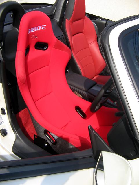 Bride Japan Aftermarket Seats *S2K CAR FITMENT* [ Pictures ...
